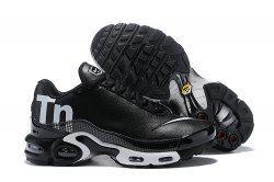 Nike Mercurial Air Max Plus Tn Black/White Men's/women's Running ...