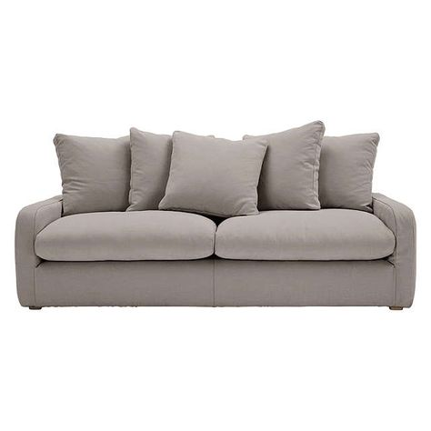 Surprising Buyfloppy Jo Large 3 Seater Sofa By Loaf At John Lewis In Cjindustries Chair Design For Home Cjindustriesco