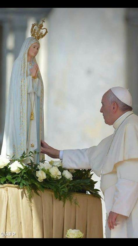 Nuestra Senora De Fatima En 2020 Virgen Caricatura Pinturas
