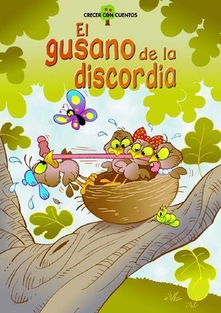 El Gusano De La Discordia By Audioconéctate Issuu Cuentos Para Niños Gratis Cuentos Interactivos Para Niños Libros Infantiles Gratis