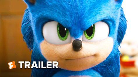 Sonic the Hedgehog International Trailer #1 (2020)   Movieclips Trailers