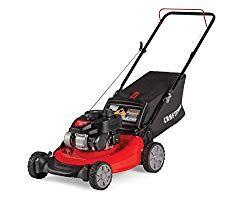 Craftsman M105 140cc 21 Inch 3 In 1 Gas Powered Push Lawn Mower With Bagger Push Lawn Mower Lawn Mower Mulching Lawn Mower