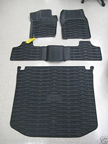 2013 2019 Dodge Ram 1500 5500 Rear Rubber Slush Floor Mat
