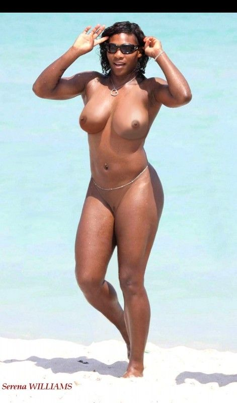 Hot Nude Naked Serena Williams