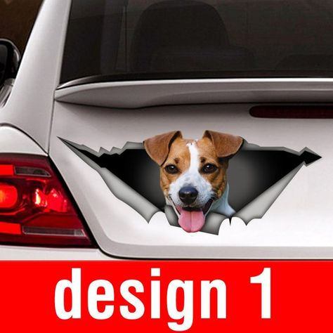 Cats N Dogs Decal ~ For Cars or Trucks ~ 3 Exterior Decals