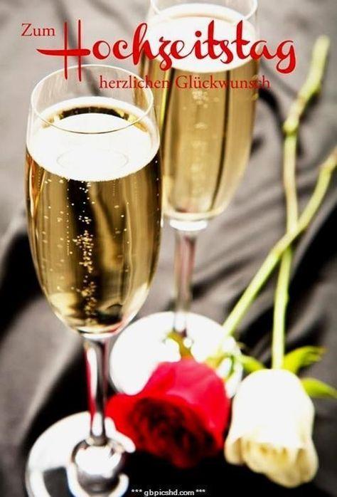 Zum hochzeitstag per whatsapp glückwünsche Hochzeitsgrüße per