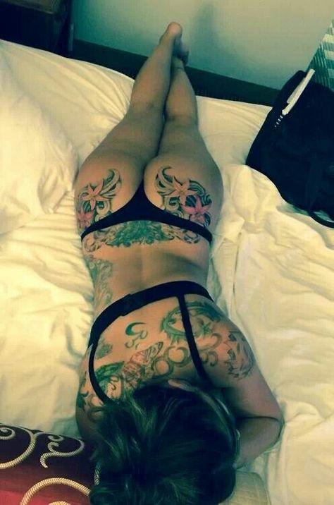 Tatuajes En Las Pompis Para Mujer