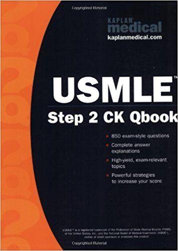 Kaplan Medical Usmle Step 2 Qbook Usmle Books Pdf Usmlebookspdf Step1 Step2 Step3 Usmlebooksonline Usmlestep3 Usmlestep2 Usmleste Medical Books Exam