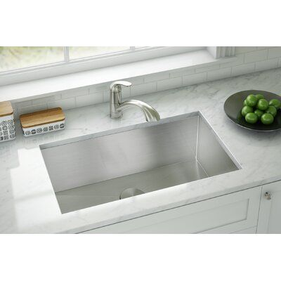 Allora Usa Pull Out Single Handle Kitchen Faucet Finish Chrome