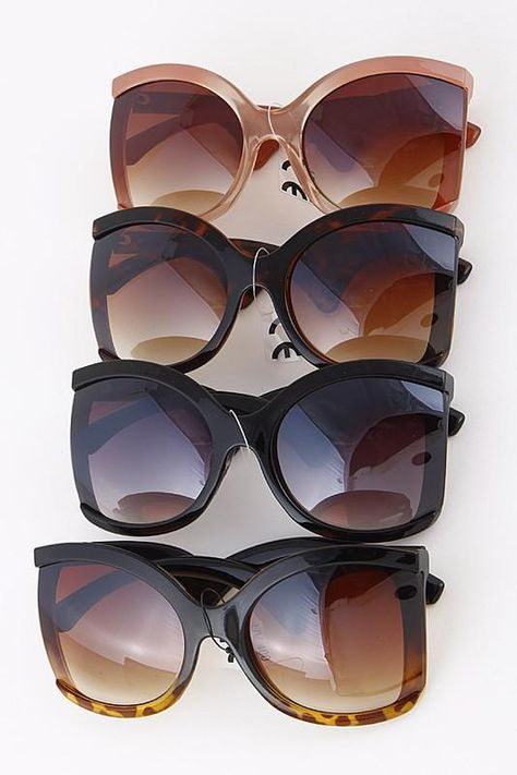 Le Donne Vintage Black Occhiali da sole Cat Eye Designer Di Marca Occhiali Retrò UK Moda