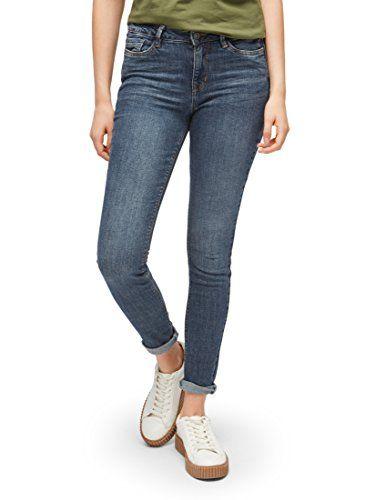 100% top quality best online fantastic savings TOM TAILOR Denim für Frauen Jeanshosen NELA Extra Skinny ...