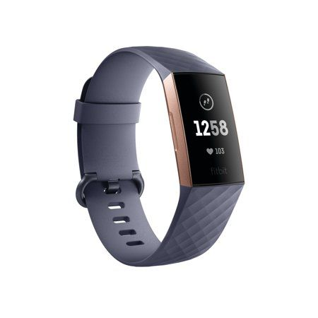 Charge 3 In 2020 Fitbit Charge Fitbit Fitness Tracker