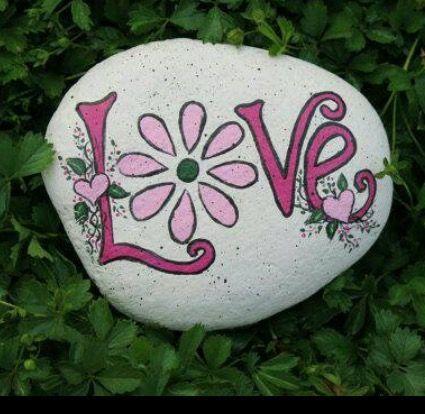 Be4a4126c53a4521d64a2d64d3e0fe68 Jpg 425 414 Pixels Rock Painting Designs Rock Crafts Rock Painting Art