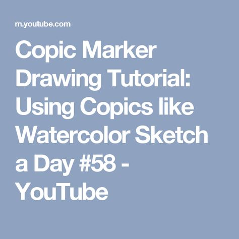 ▷ tutorial: coloring a night scene with copic markers youtube.