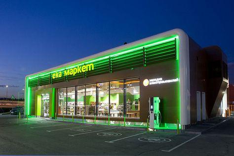 Green Eka by Minale Tattersfield Roadside Retail, via Flickr