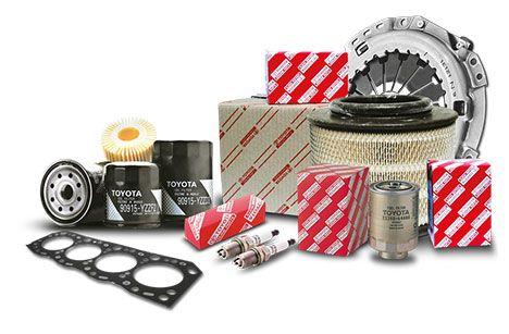 Toyota Genuine Spare Parts in Dubai | toyota spare parts