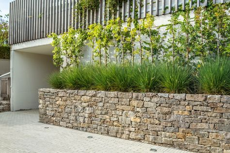 21 best Mauern images on Pinterest Backyard ideas, Architecture