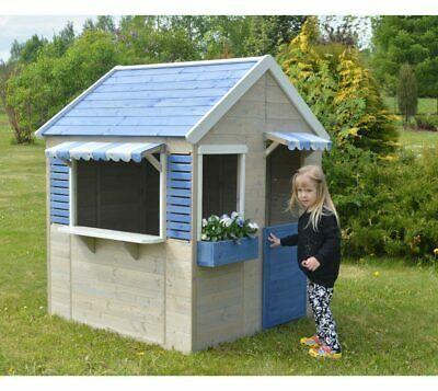 Wendi Toys Kinderspielhaus Delfin Kaufmannsladen Kaufladen Inkl Markisen Garten Ebay Spielhaus Garten Haus Spielhaus