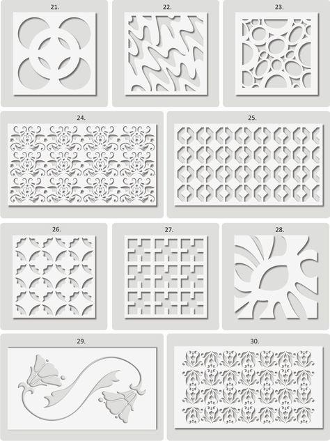Dekorado Dekoracyjne Panele Scienne Azurowe Panele 3d Tapety 3d Panele Mdf Gallery Wall Decor Home Decor