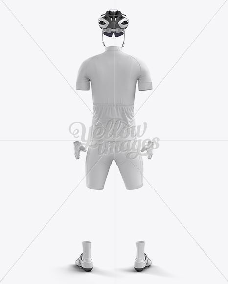 Download Full Men S Cycling Kit Mockup Back View In Apparel Mockups On Yellow Images Object Mockups Cycling Kit Clothing Mockup Cycling Design
