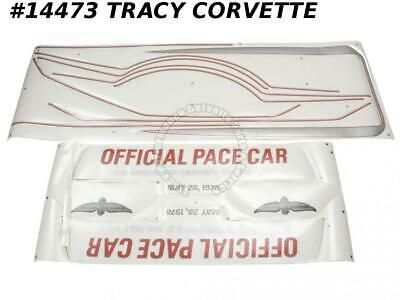 Details About 1978 Corvette Body Decal Kit Pace Car Decals Complete Kit In 2020 Car Decals Corvette Stripe Kit