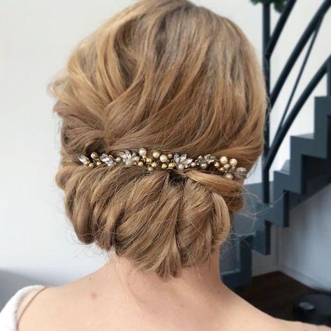 berlinbride #beyondtheponytail #blond #braut #brautfrisur