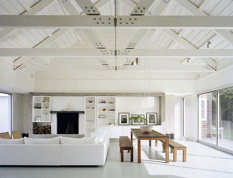 Una Preciosa Casa Junto Al Lago En Montauk New York Casas