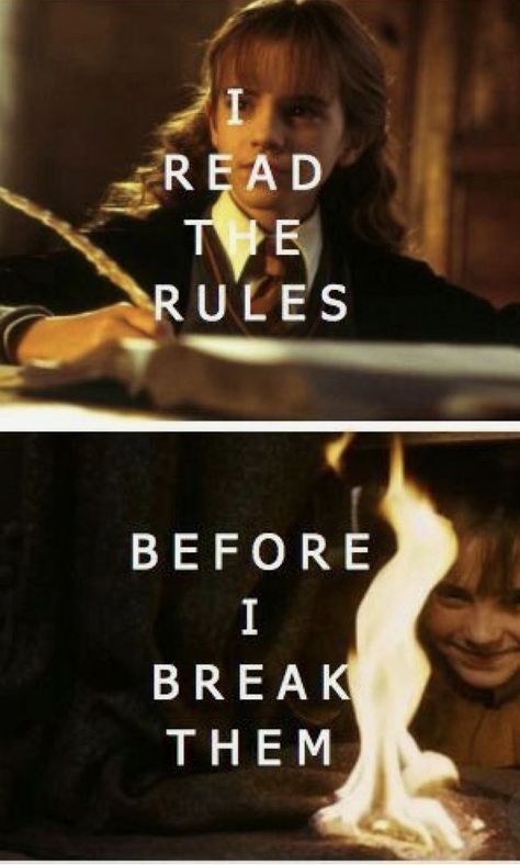 Harry Potter hermione granger - good girl or badass. Images Harry Potter, Harry Potter Funny Pictures, Harry Potter Puns, Harry Potter Cast, Harry Potter Characters, Harry Potter Universal, Harry Potter World, League Of Legends, Anecdotes Sur Harry Potter