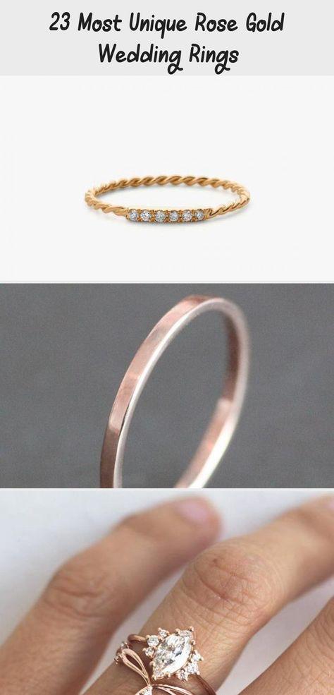 rose gold wedding rings on etsy #weddingringsSapphire #weddingringsHeart #weddingringsArgollas #weddingringsPearShape #weddingringsBoho