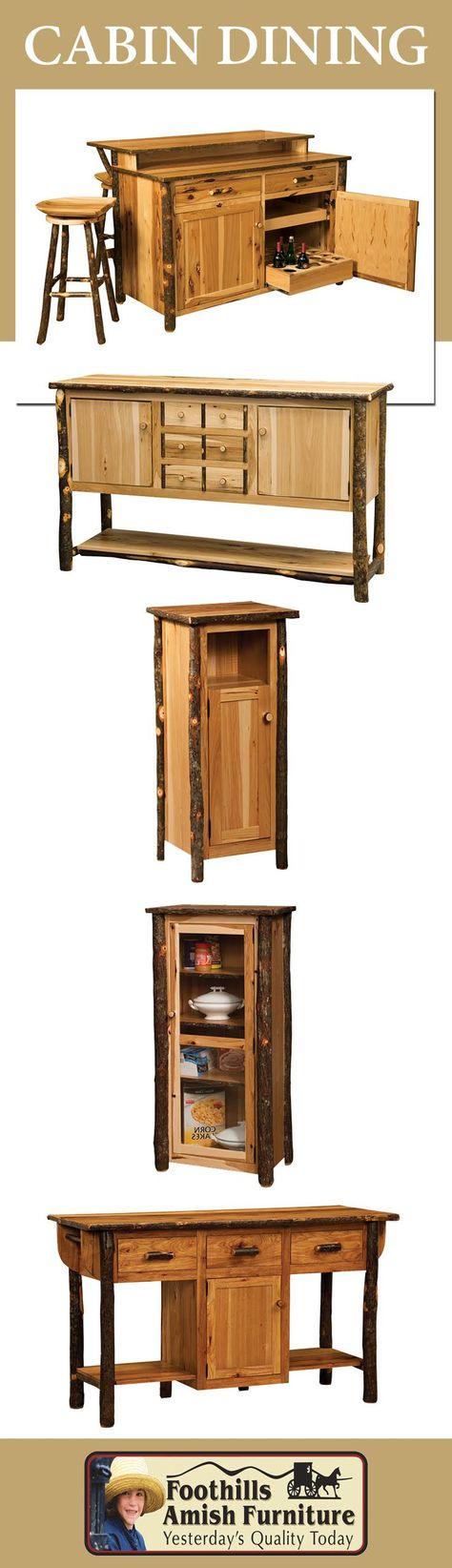 Living Room Furniture, Foothills Amish Furniture