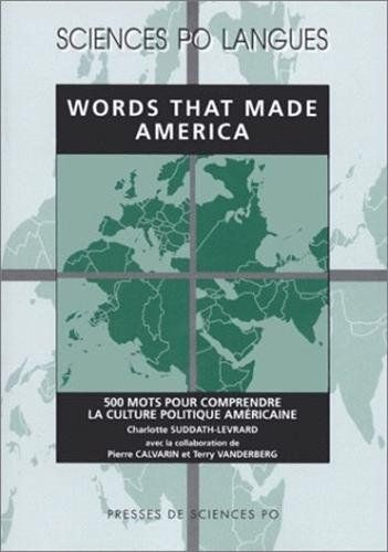 Ebookrealtime Mcelroya Download Livre En Ligne Words That Made Ameri