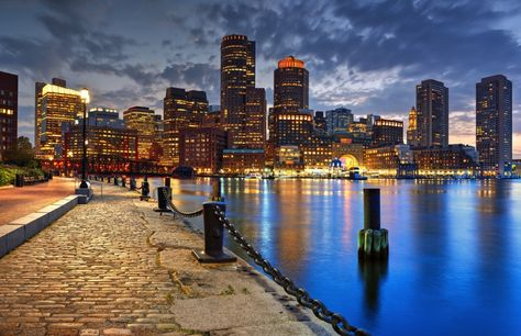 7 Moving From Boston To Nyc An East Coast Moving Checklist Linkedin In 2020 Boston Skyline Skyline East Coast