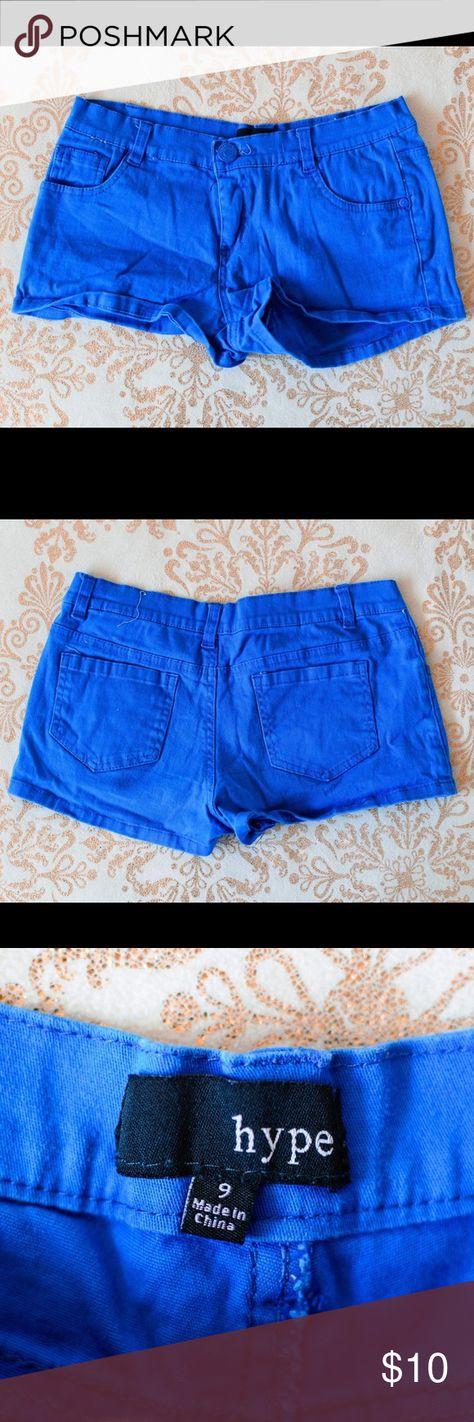 Selling this Hype Cobalt Blue Shorts on Poshmark! My username is: jarizpe7303. #shopmycloset #poshmark #fashion #shopping #style #forsale #Hype #Pants