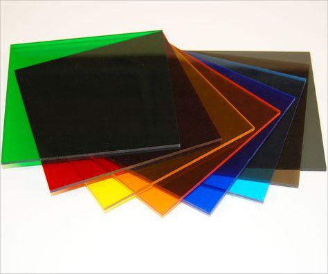 Cast Acrylic Transparent Colors Colored Acrylic Sheets Acrylic Sheets Cast Acrylic Sheet