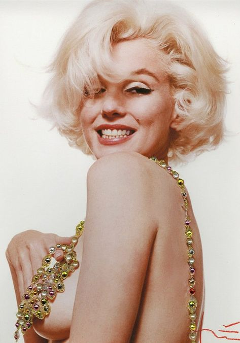 Marilyn Monroe by Bert Stern – 374 photos | VK