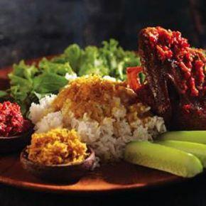 Resep Nasi Bebek Madura Indonesian Food Malaysian Food Food
