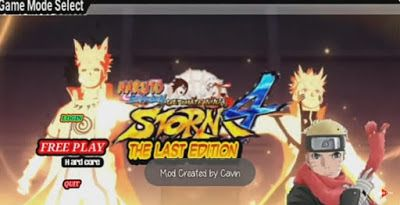 Naruto Senki Mod Apk For Android All Version Complete Latest