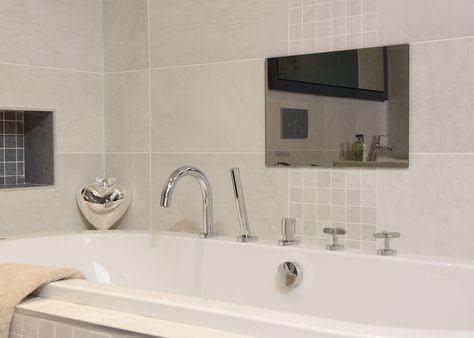 19 Waterproof Bathroom Smart Mirror Tv Master