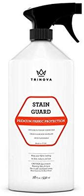 Amazon Com Trinova Fabric Protector Spray And Stain Guard For Upholstery Protection Repellent Safe Fo Carpet Cleaning Pet Stains Cleaning How To Clean Carpet