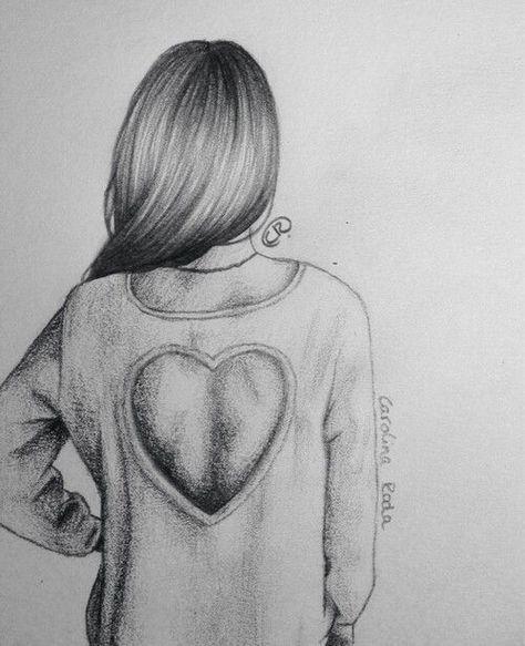 Schritt für Schritt Video zeichnen #zeichnen #Kunst #Mädchen -   #