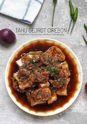Tahu Gejrot Khas Cirebon Resep Tahu Resep Masakan Tahu