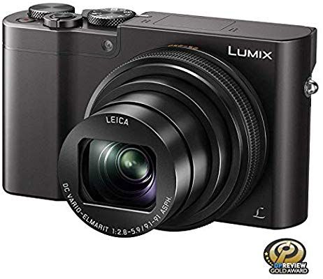 Amazon Com Panasonic Lumix Zs100 4k Digital Camera 20 1 Megapixel 1 Inch Sensor 30p Video Came Compact Camera Cameras And Accessories Point And Shoot Camera