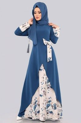 ازياء محجبات وعبايات رائعة الجمال Muslim Fashion Dress Muslimah Fashion Outfits Muslim Women Fashion