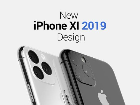 This is How New iPhone 11 2019 Design Will Look Like
