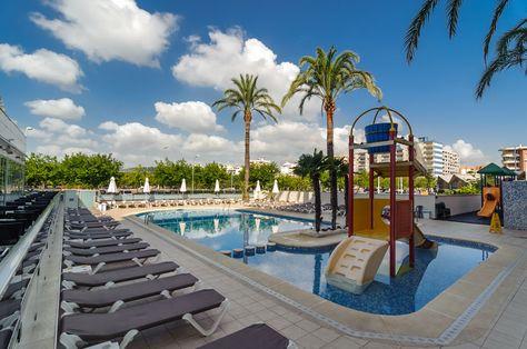 Hotel RH Bayren Parc - Zona de piscina