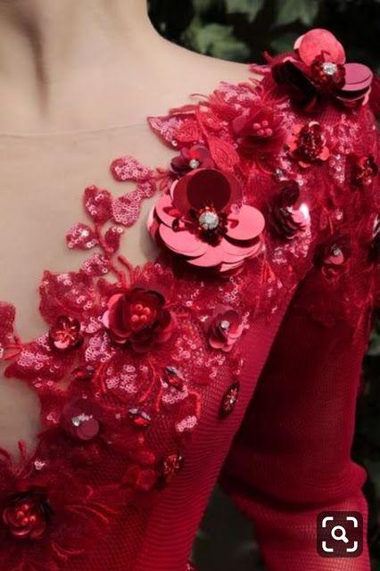 حاجات وكلام بنات أحدث تشكيلة فساتين سواريه لغير المحجبات بالأسعار ر Couture Embroidery Haute Couture Embroidery Fashion Gowns