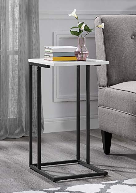 Chadwick Marble End Table Marble End Tables Marble Side Tables Living Room Side Table