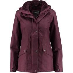 Jackwolfskin Damen Jacke Park Avenue Jacket, Größe M in Rot