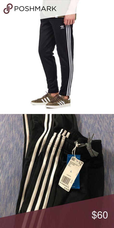 adidas BB Track Pants Black L adidas BB Track Pants Black L