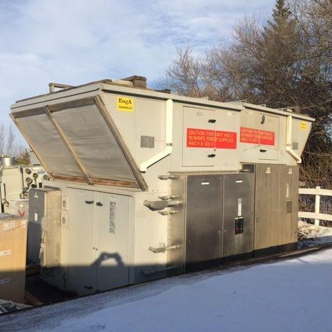 Engineer Air Data Center Units 20 Ton Cooling Heating Air